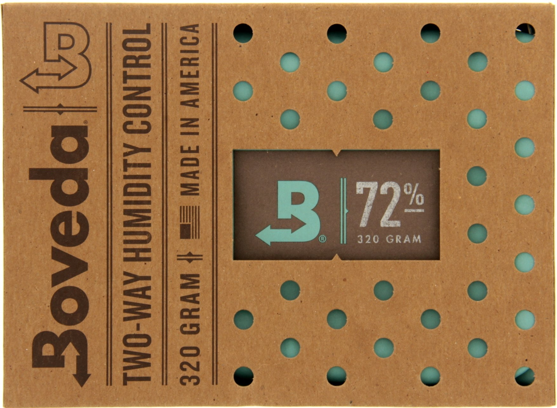 12 x Boveda Humidipak 2-way Humidifer groß 75/% Boveda Befeuchter für Humidore